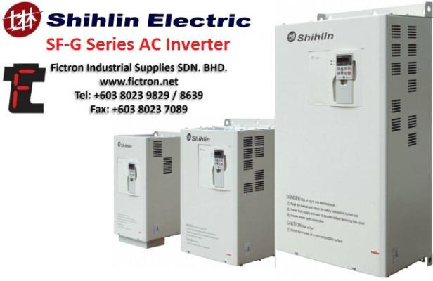 SF-040-315K/280K-G Inverter AC Drives SHIHLIN Malaysia Singapore Thailand Indonesia