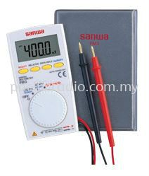 Sanwa Digital Multimeters-PM3