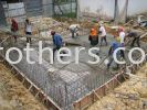 Wet Work Contractor - Klang / Setia Alam / Shah Alam / Subang / Puchong  RC/ Wet Structural Works