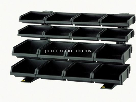 RAACO ESD Bin Table Rack and Bins