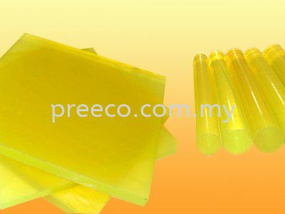 Pu Sheet And Pu Rod Pu Polyurethane Engineering Plastic