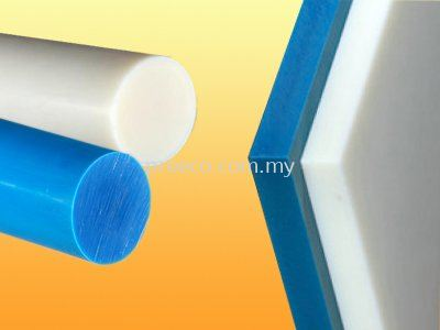 Cast Nylon Sheet and Rod