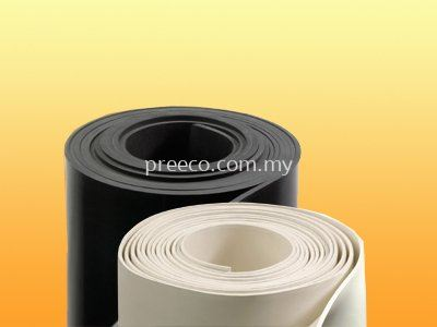 Neoprene rubber sheet