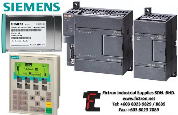 6AV6647-0AE11-3AX0 Simatic Basic Colour Touch Panel SIEMENS Supply Malaysia Singapore Thailand Indonesia