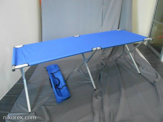 780501 - DISPLAY CANVAS TABLE 200L X 75Dcm