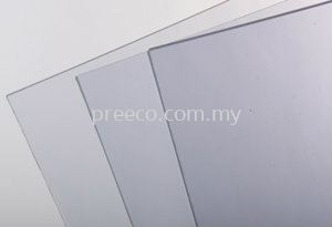 Antistatic PVC Sheet Transparent
