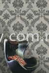 80296 Rococo Studio Picture WALLPAPER - ASIAN SERIES (FIRENZEE WALLCOVERINGS)