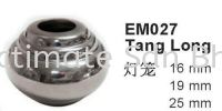 Tang Long Capping Stainless Steel Accessories