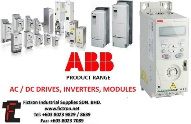 ACN67400165 Thyristor Supply Module ABB Malaysia Singapore Thailand Indonesia