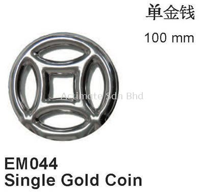 Single Gold Coin