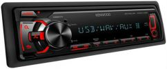 SSSSS Kenwood KDV-U4349 CD&DVD / USB Receiver with iPod Control CD Player Car Audio System