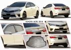 Toyota Altis 2014 Bodykit Car Accessories