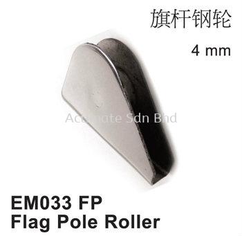 FP Flag Pole Roller