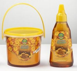 Golden Fruit Tree Honey 380g and 1kg