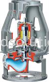 Mark 3 In-Line Overhung Chemical Process Pump Inline Design  Centrifugal Pump 1