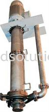 FRBHJ Overhung, Vertical Lineshaft Sump Pump Vertical Pumps  Centrifugal Pump 1