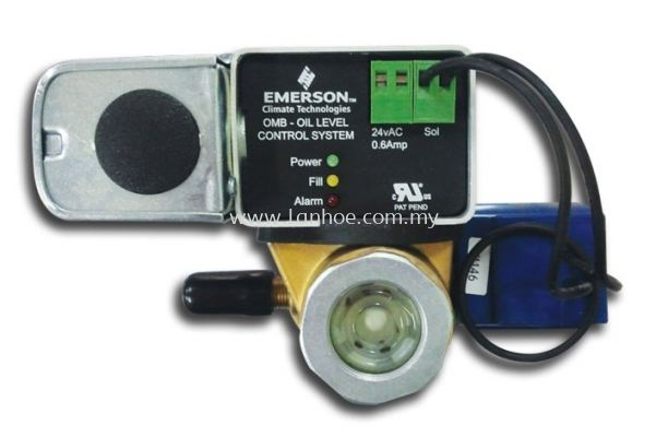 Oil Regulator (Electronic With Alarm)