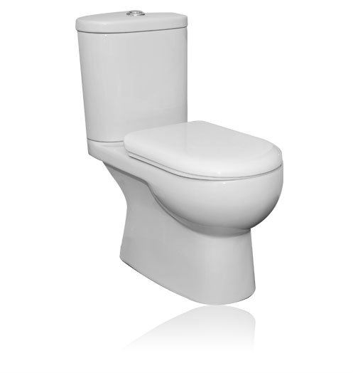 Castillo 720 206 Toilet Two And Piece Water Closet