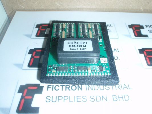2SD315AI CONCEPT IGBT Driver Module Malaysia Singapore Thailand Indonesia Philippines