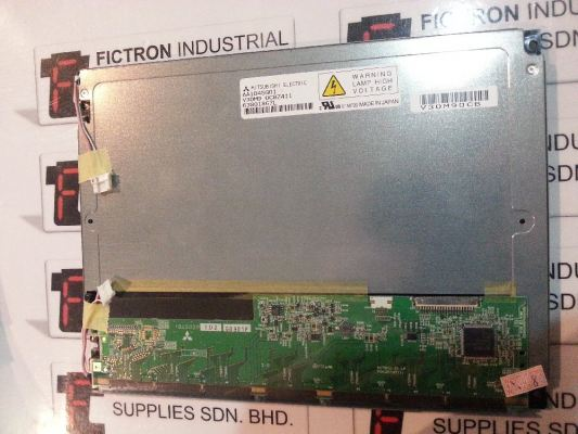 AA104SG01 V30M9 OCBZ411 MITSUBISHI LCD Supply & Repair Malaysia Singapore Thailand Indonesia