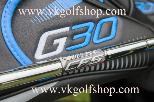 Ping G30 Irons CFS Distance  5-9PW