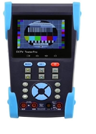 CCTV Professional Tester (TESTPRO-2623T) with Multimeter