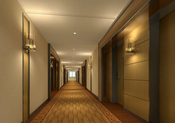 Hotel Corridor Lighting (HCL2)