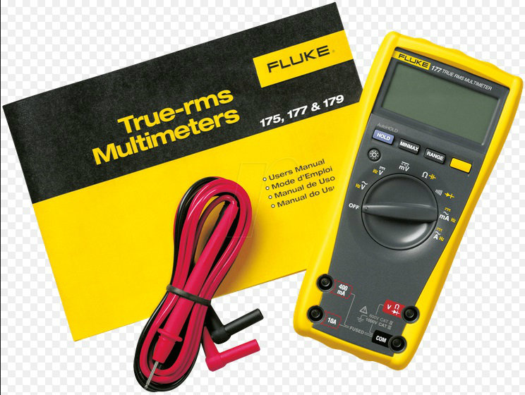 fluke 177 true rms digital multimeter fluke digital multimeter rh pacificradio com my Fluke 179 Esfp Fluke 179 Esfp
