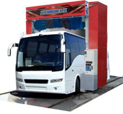 Bus & Truck Wash System
