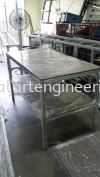 Aluminium Coffee Table Aluminium Coffee Table