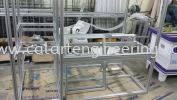 Aluminium Machine Frame Aluminium Machine Frame Aluminium Structure Works