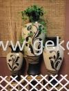 VASE 004(60,80,100CM) Indoor Vase