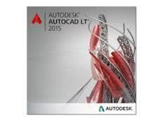 AutoCAD LT 2015 Commercial New SLM with Subcription in The box