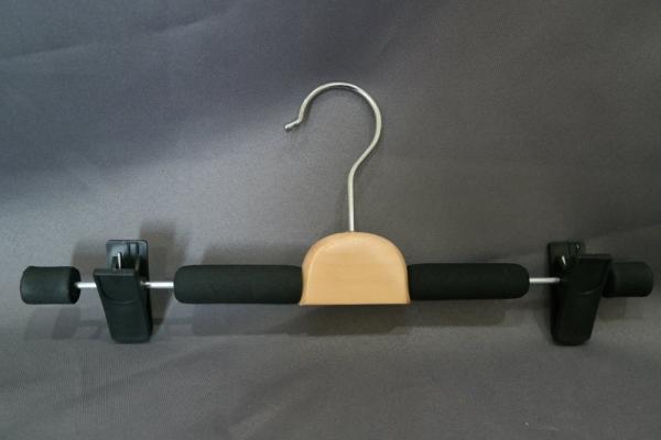 500502BK - Hanger Sponge F010 Black (10pcs)
