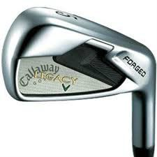 Callaway Legacy Forged Graphite Irons 5-9,pw,sw