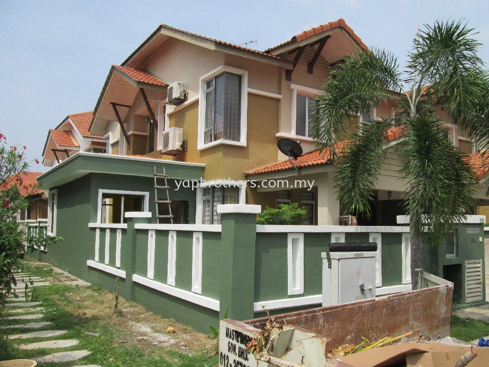 Renovation - Shah Alam / Klang / Setia Alam / Bukit Tinggi / Puchong / Subang Construction and Renovation Works Port Klang, Selangor, Malaysia. | Yap Brothers Construction Sdn Bhd