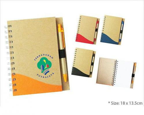 Recycled Notepad (EF33)