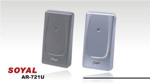 Soyal Single Door Exit/Out Reader AR721U - Taiwan