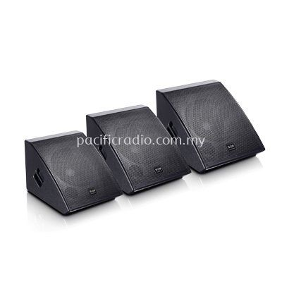 "SE Audiotechnik M-81A, M-101A, M-121A, 8"" / 10"" / 12"" Two Way Co-axial Active Stage Monitor"