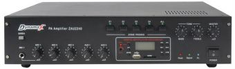 PA Amplifier 2240 Dynamax