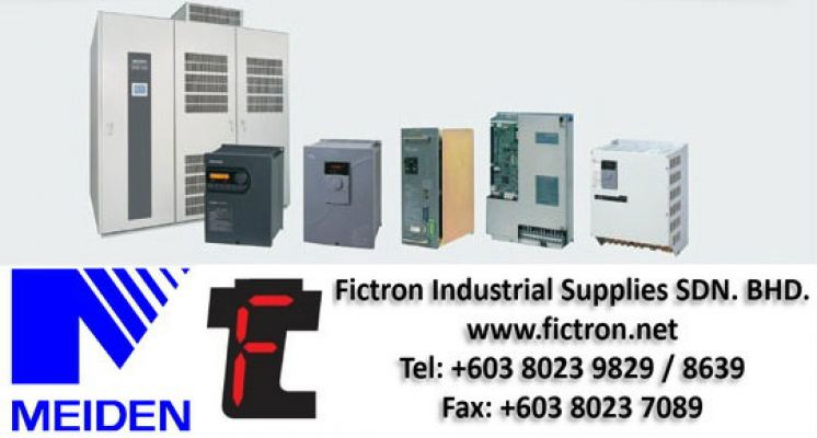 132HA02-000X000 MEIDEN Inverter SUPPLY NEW and REPAIR SERVICE Malaysia Singapore Indonesia