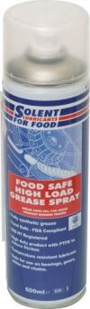 Food Safe White Grease 500ml, SOL7406850E Food Safe Oils and Greases Solent Hygiene