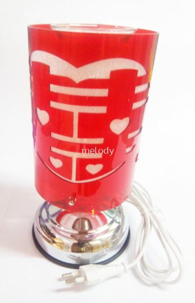 Wedding Fragrance Lamp - 2043