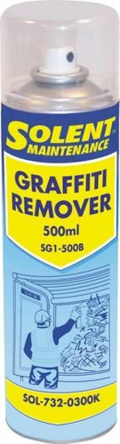 Graffiti Remover 500ml, SOL7320300K