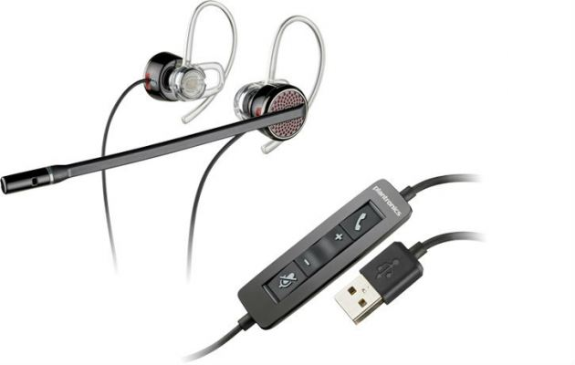 Blackwire 435 ( USB Corded Headset )