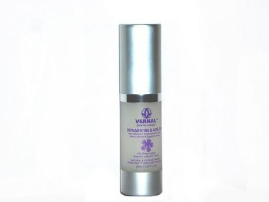Vernal Depigmenting & Acne Gel (20ml)