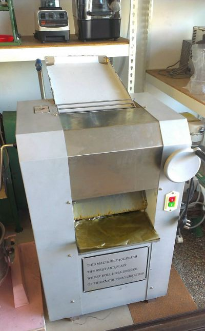 Dough Rolling Machine 12""