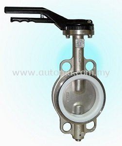 AUTOMA Butterfly Valve (SS316 Body #ACS)