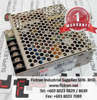 SD-25A-12 MEAN WELL Power Supply Unit Repair Service in Malaysia