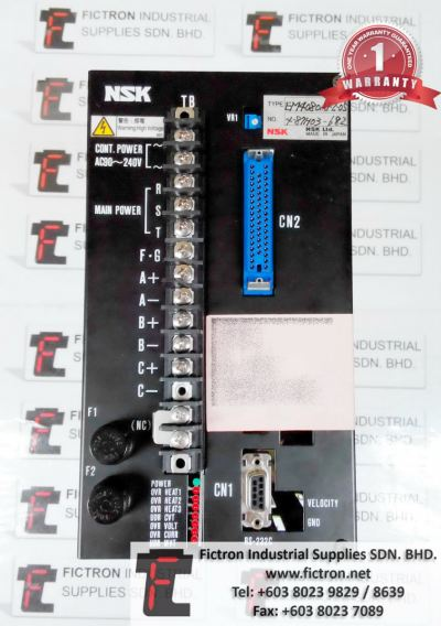 Repair Service in Malaysia - NSK EM4080AFZ-05 Controller Drive Singapore Indonesia Thailand